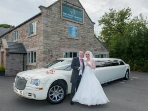 The White Hart Moorwood Moor Wedding Photography