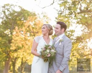 Claire & Matt - White Hart Moorwood Moor Wedding